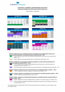 CALENDARIO_Necesidades Especiales Madrid