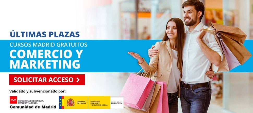 Comercio y Marketing Madrid